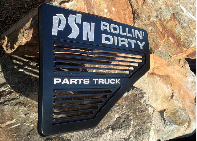 PSN Rollin' Dirty Parts Truck