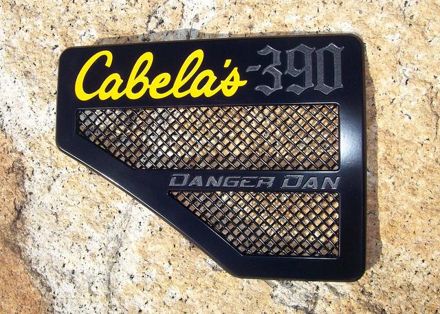 Cabelas 390 Danger Dan