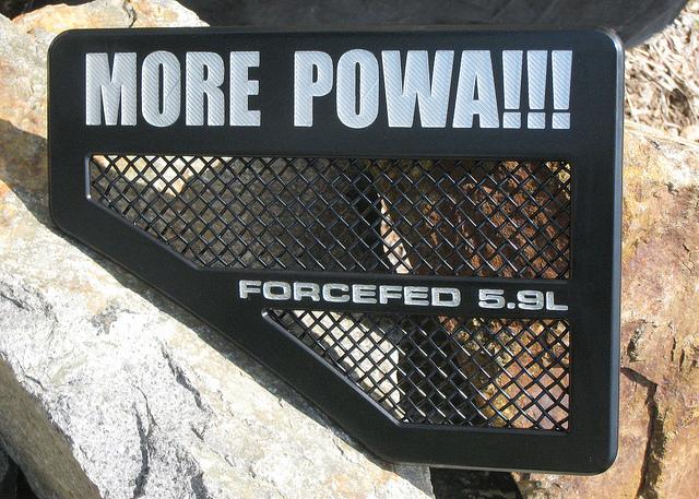 More Powa!!!