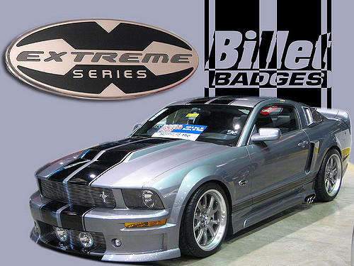 Extreme Mustang