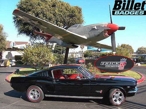 Trick 65 Mustang