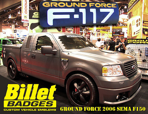 Ground Force F117