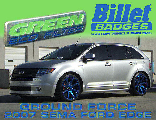 Ground Force Ford Edge