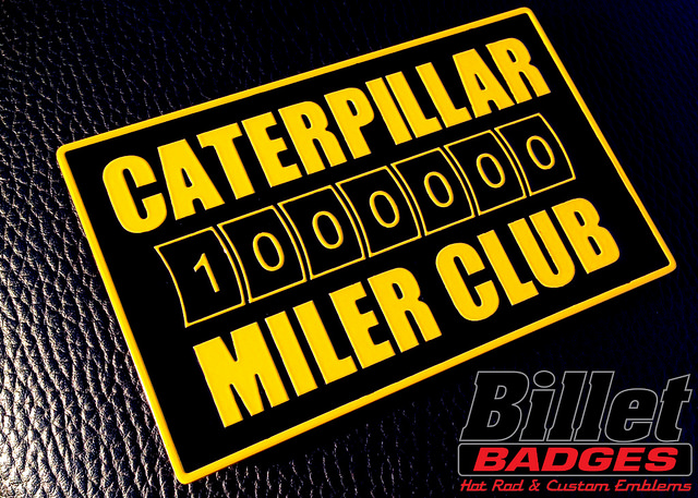 Caterpillar 1,000,000 Miler Club