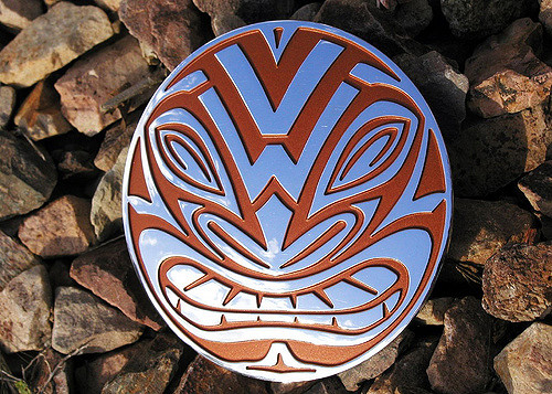 VW Tiki Head