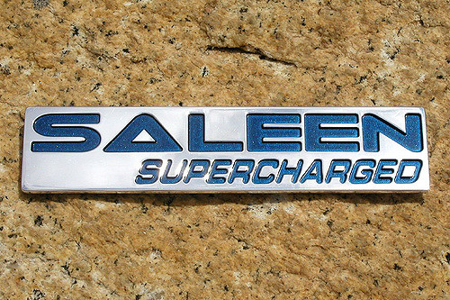 Saleen Supercharged