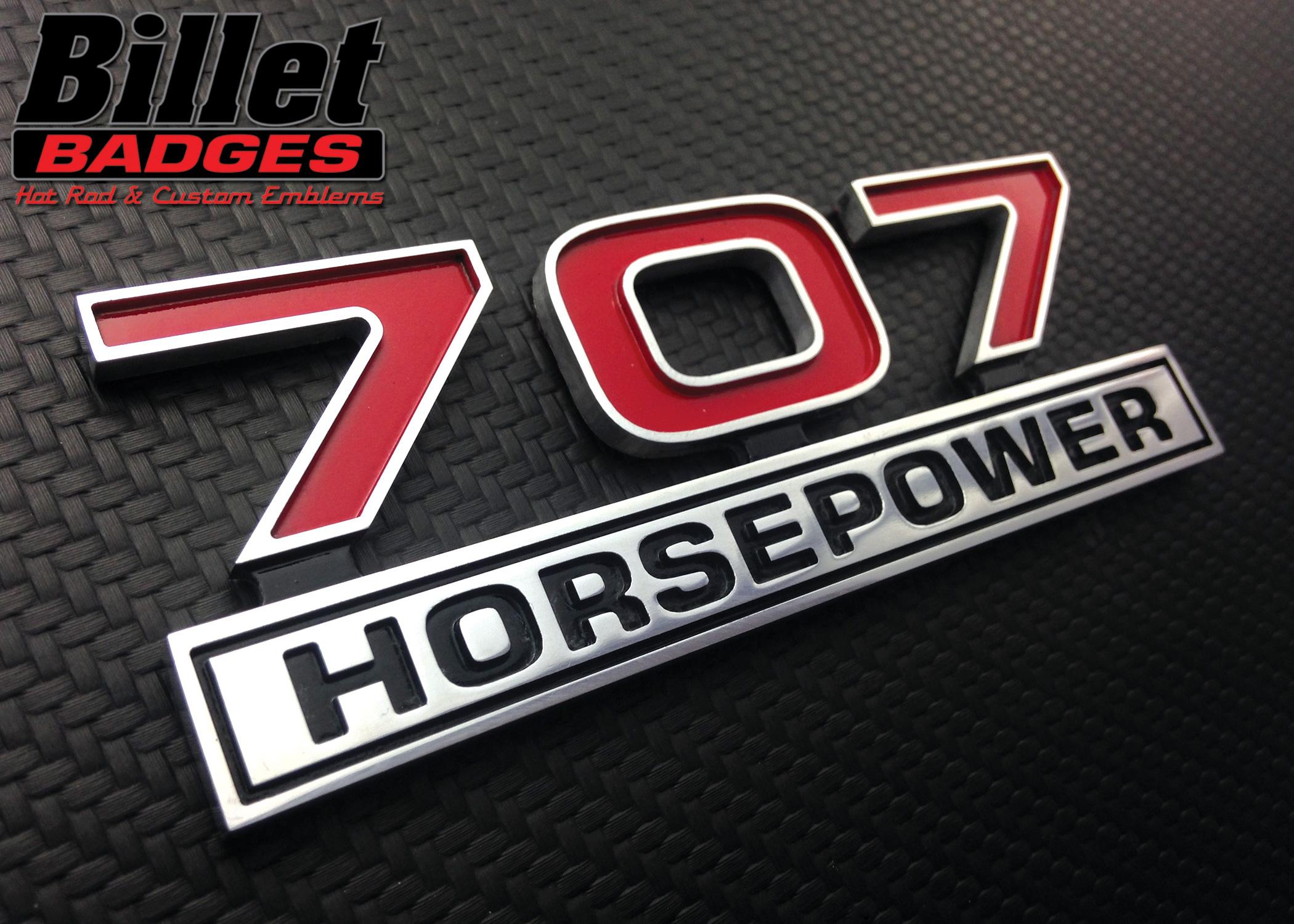 707 Horsepower