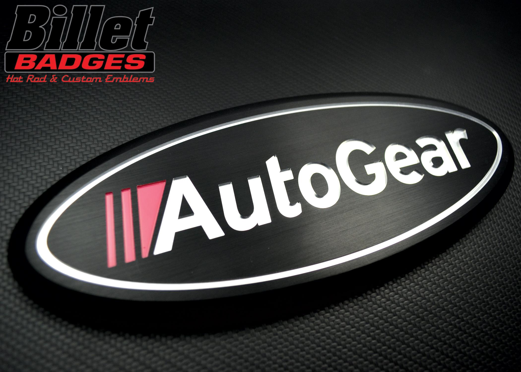 AutoGear Logo