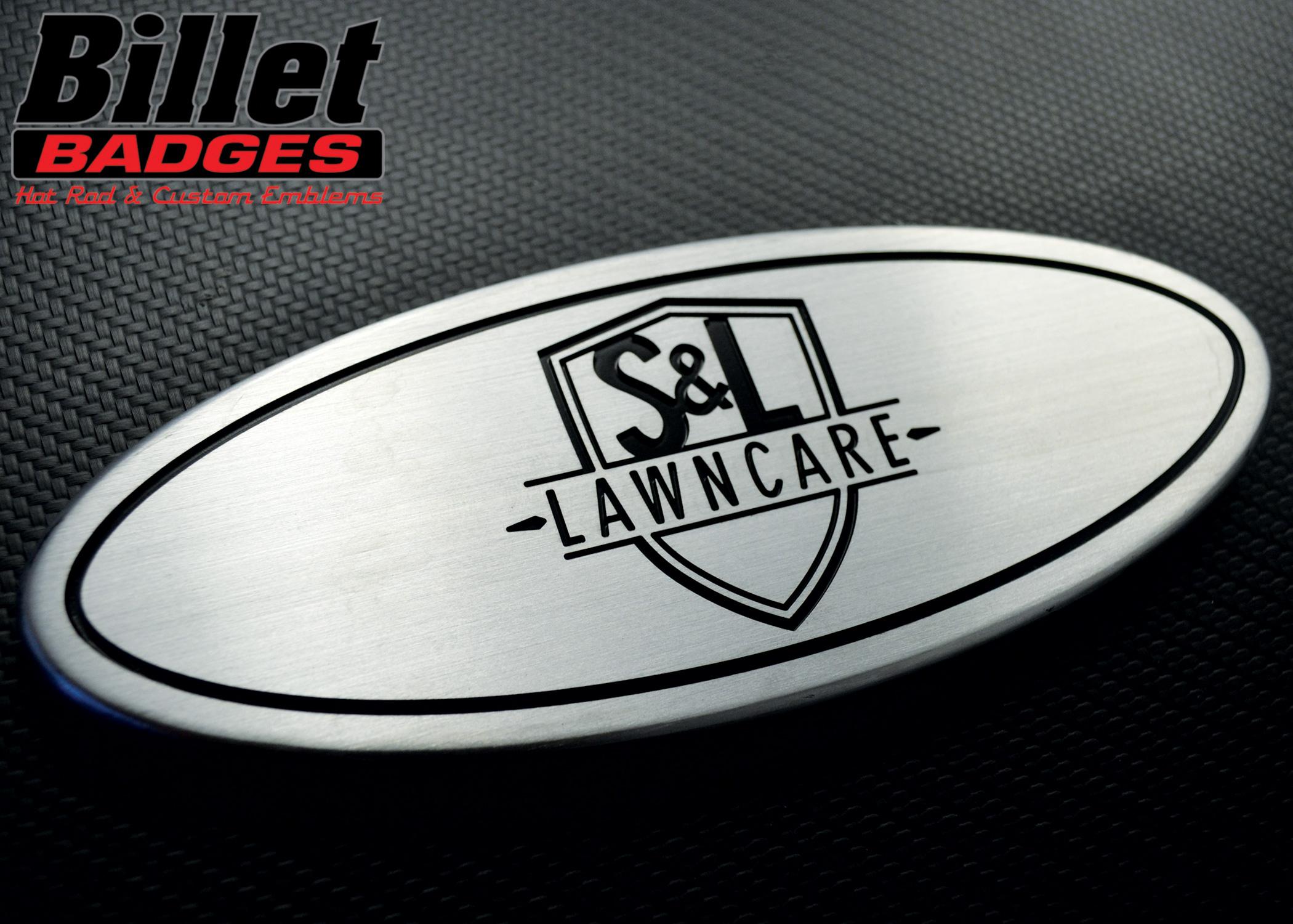 S&L Lawn Care Logo