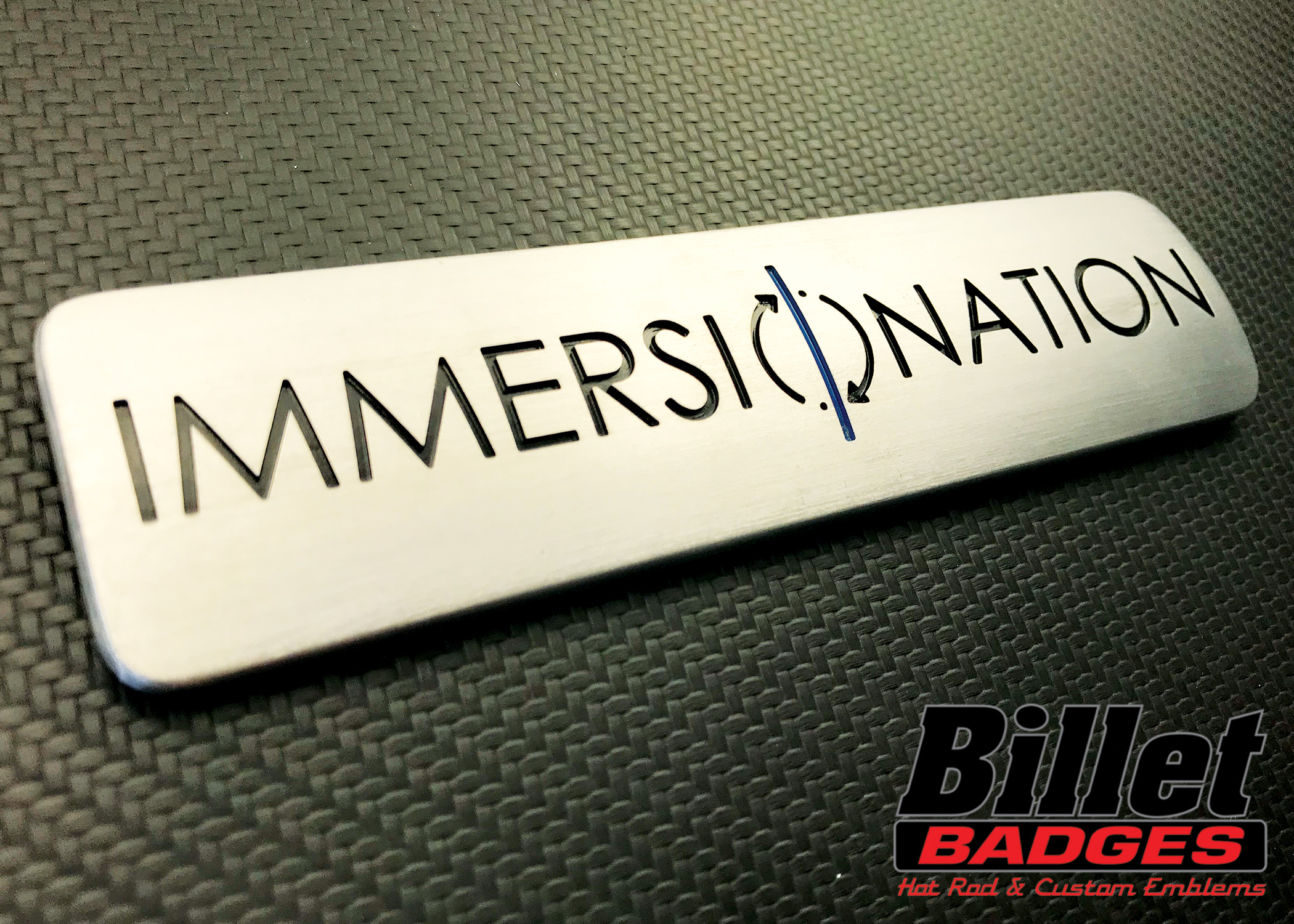 Immersionation