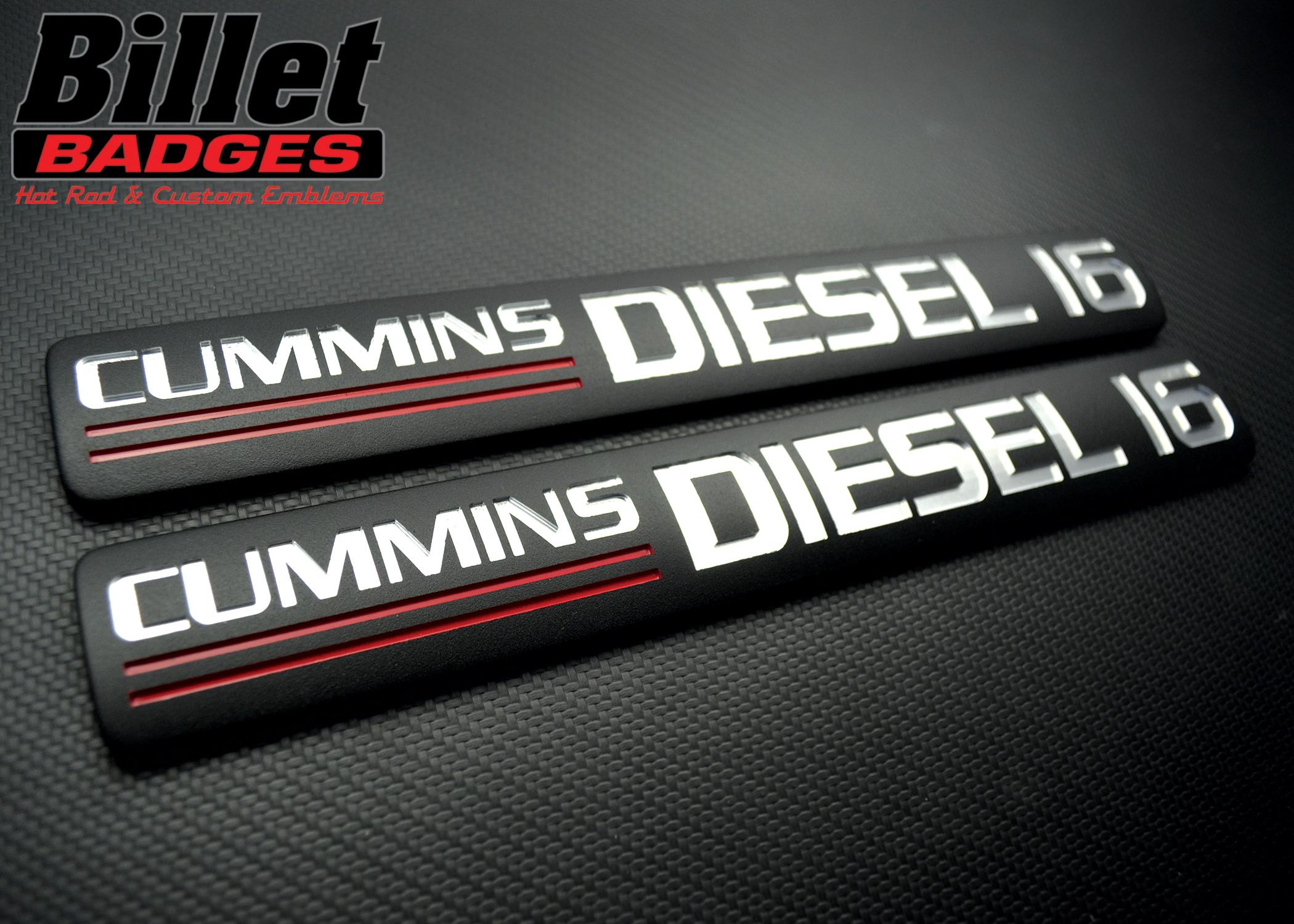 Cummins Diesel 16