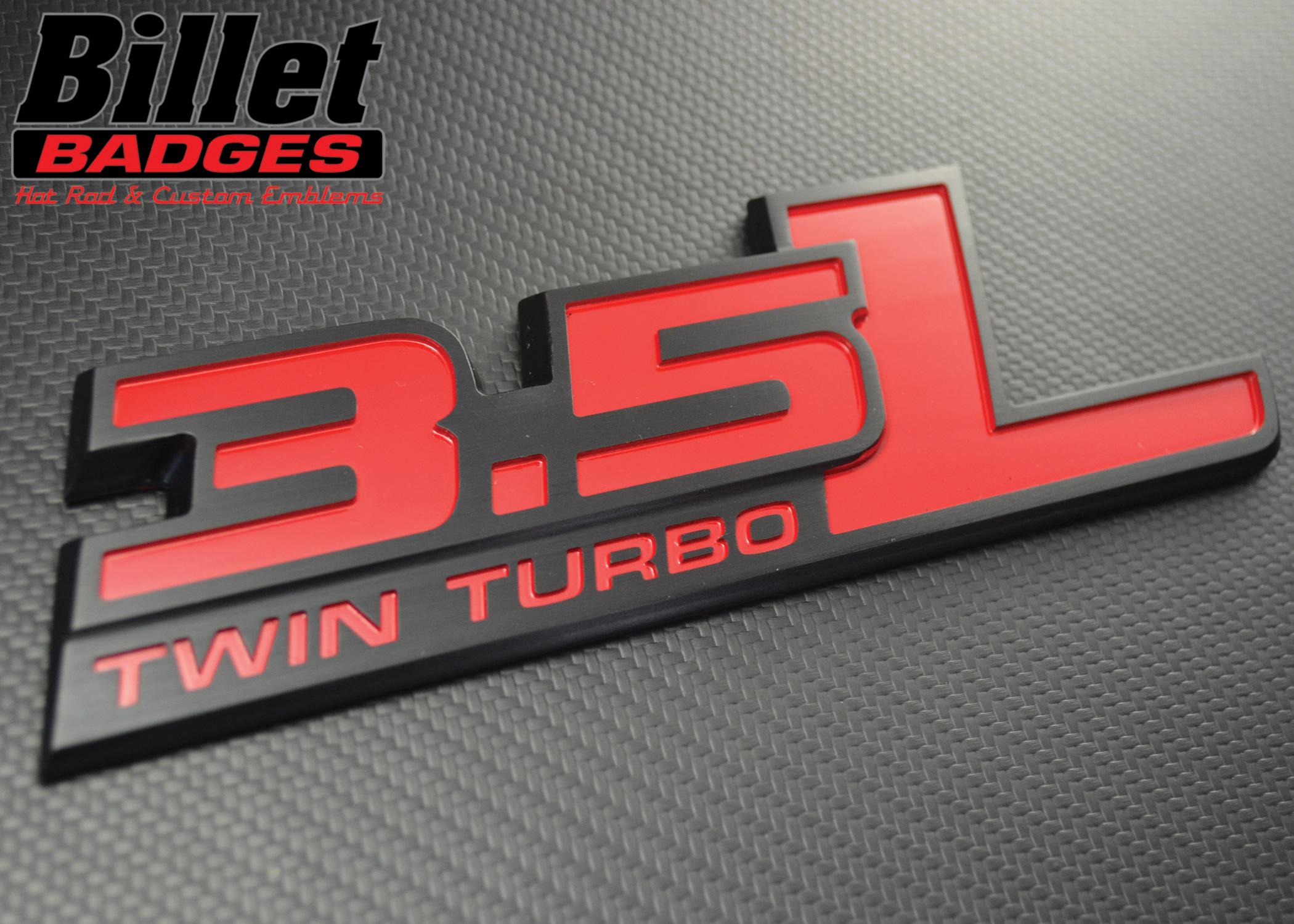 3.5L Twin Turbo