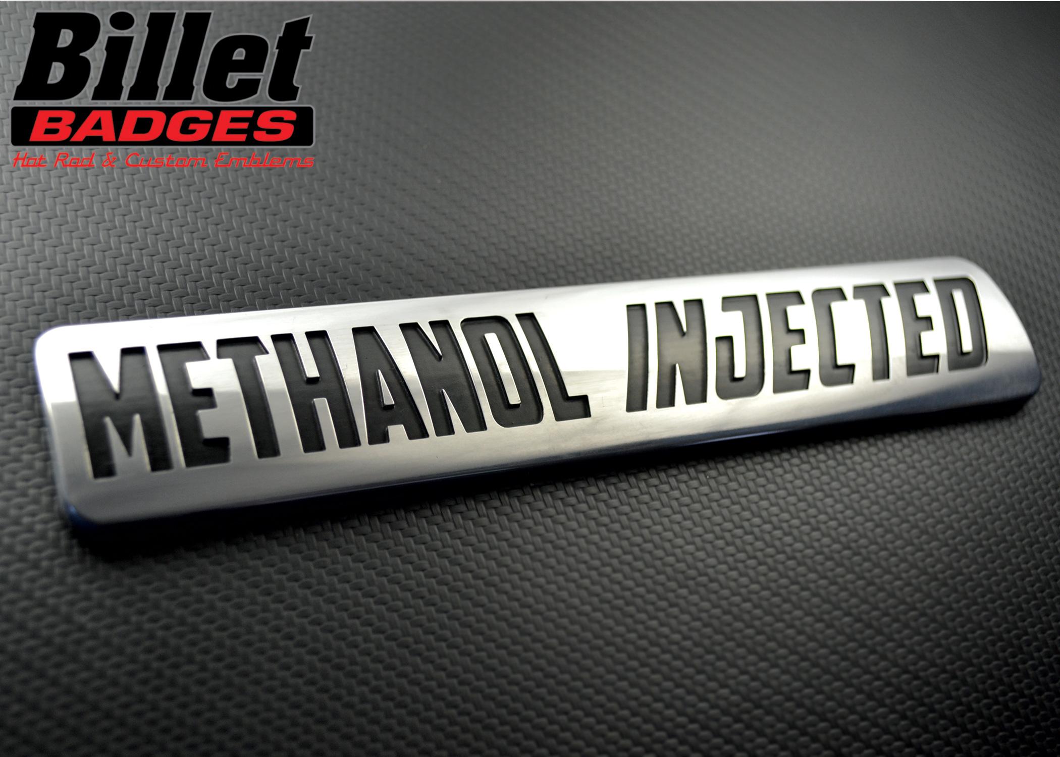 Methanol Injected