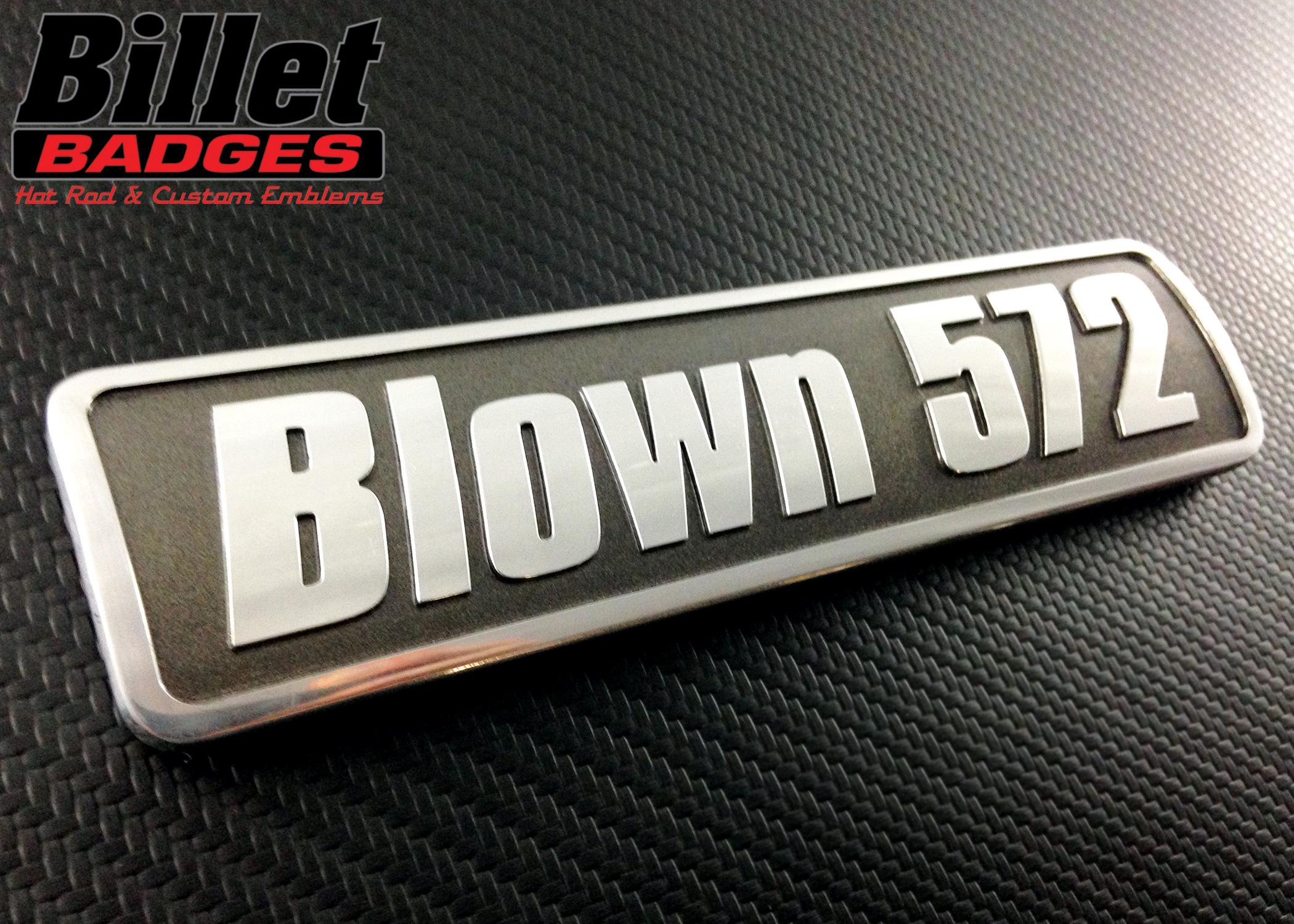 Blown 572