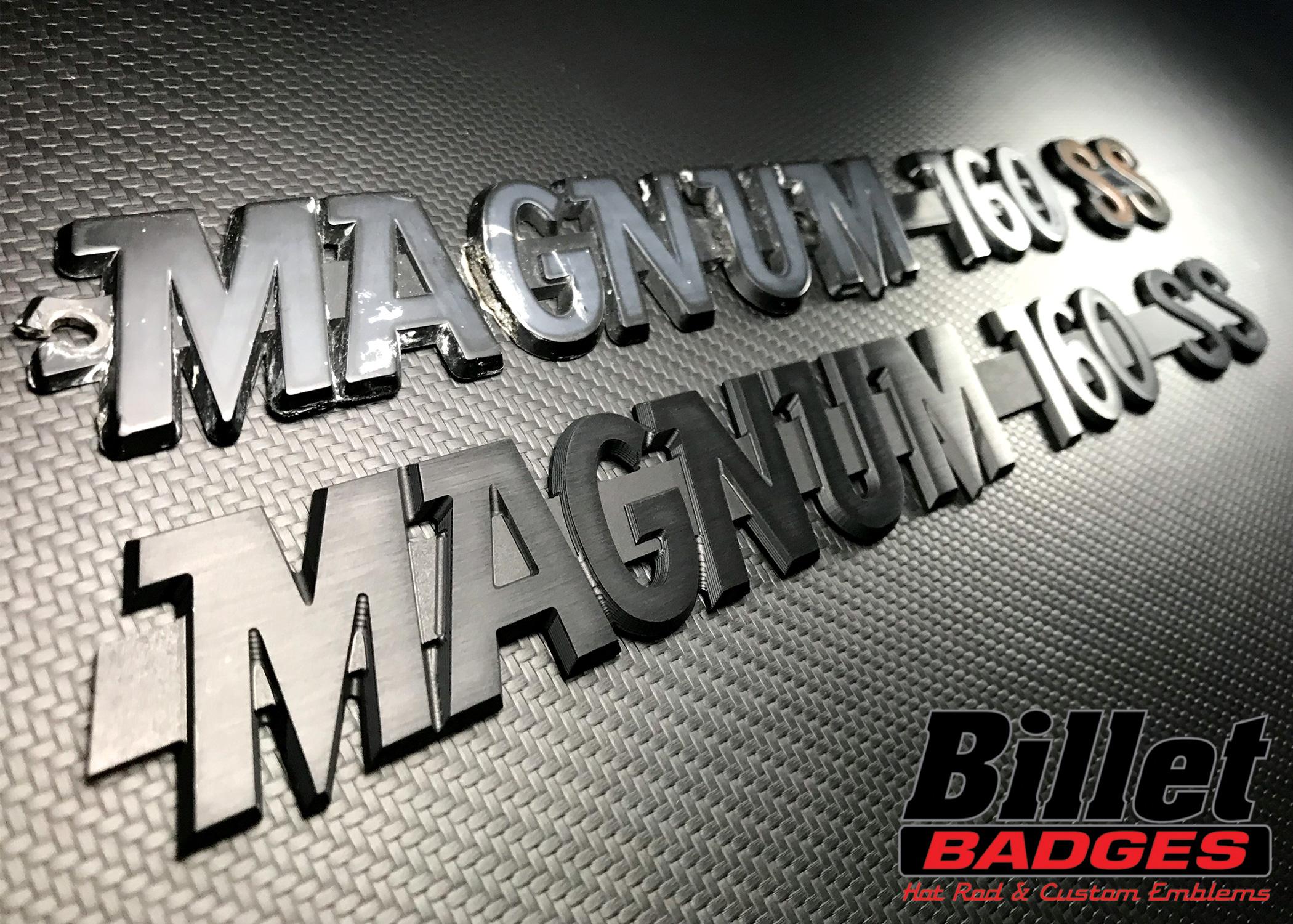 Magnum 160 SS