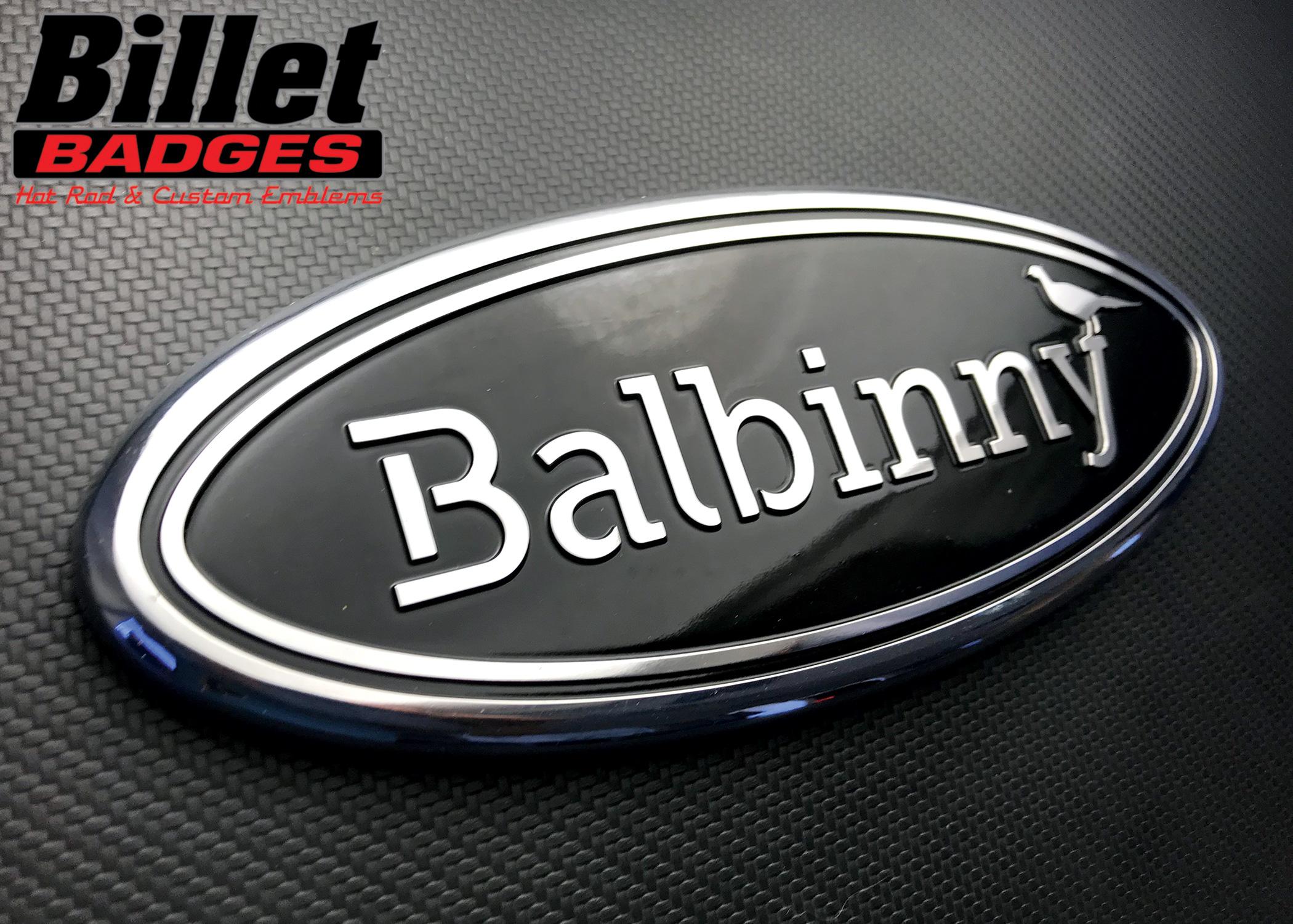 Balbinny Logo