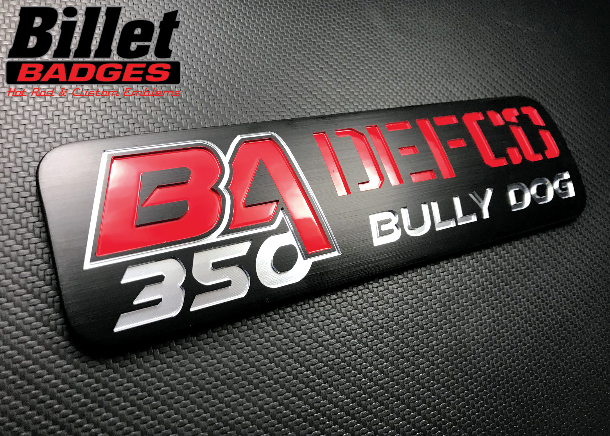 BA 350 Defco Bully Dog