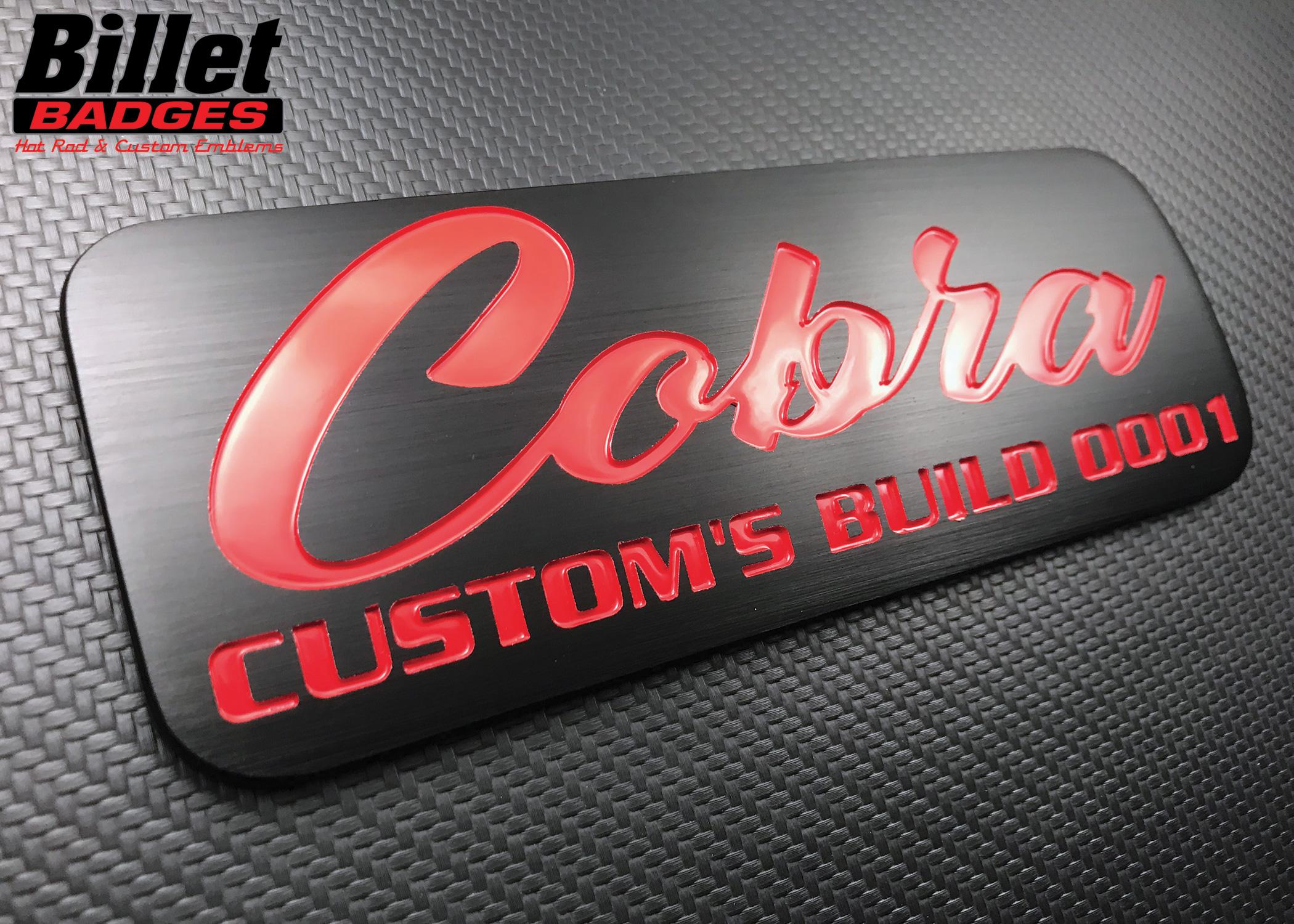 Cobra Custom's Build 0001