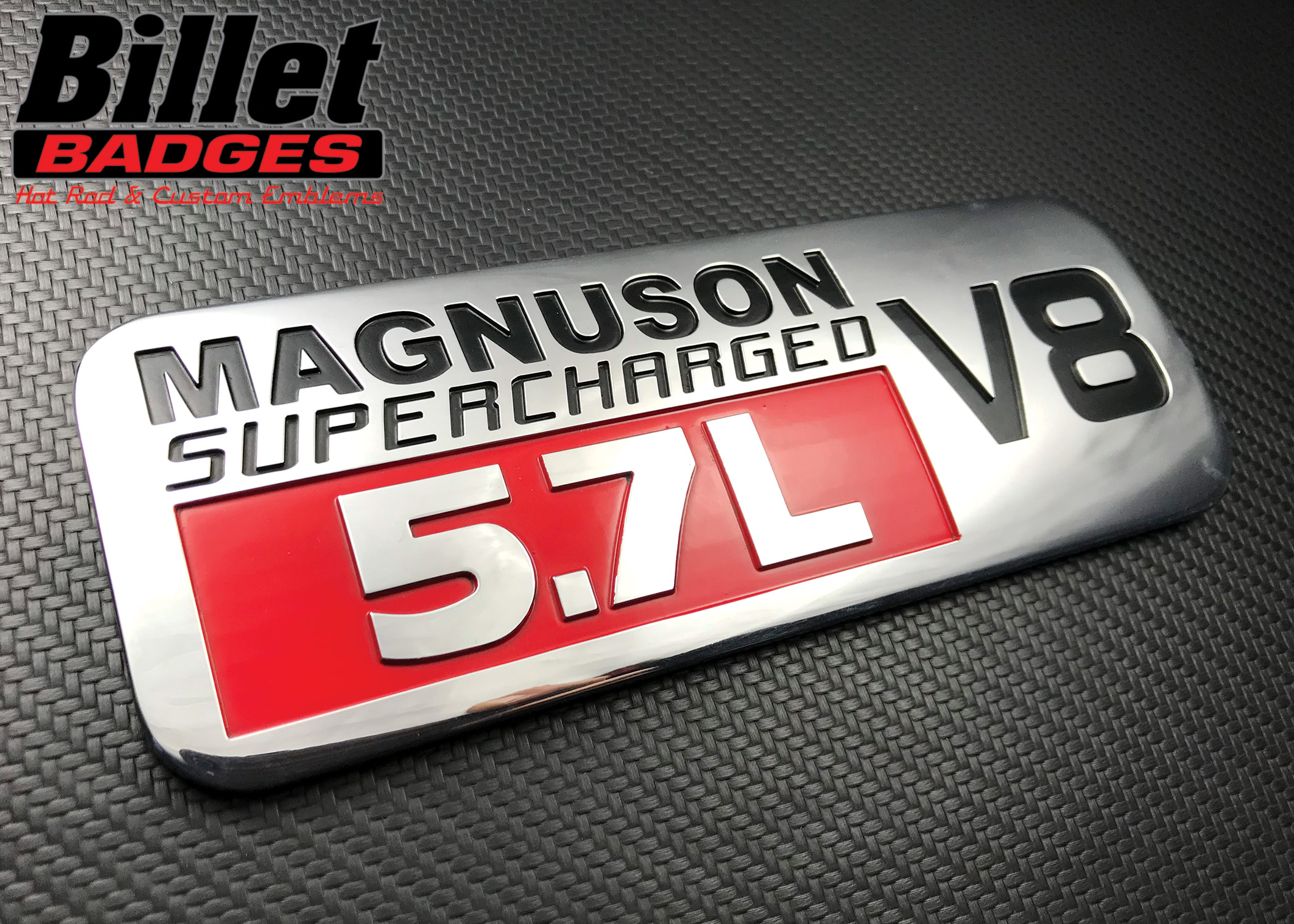 Magnuson Supercharged V8