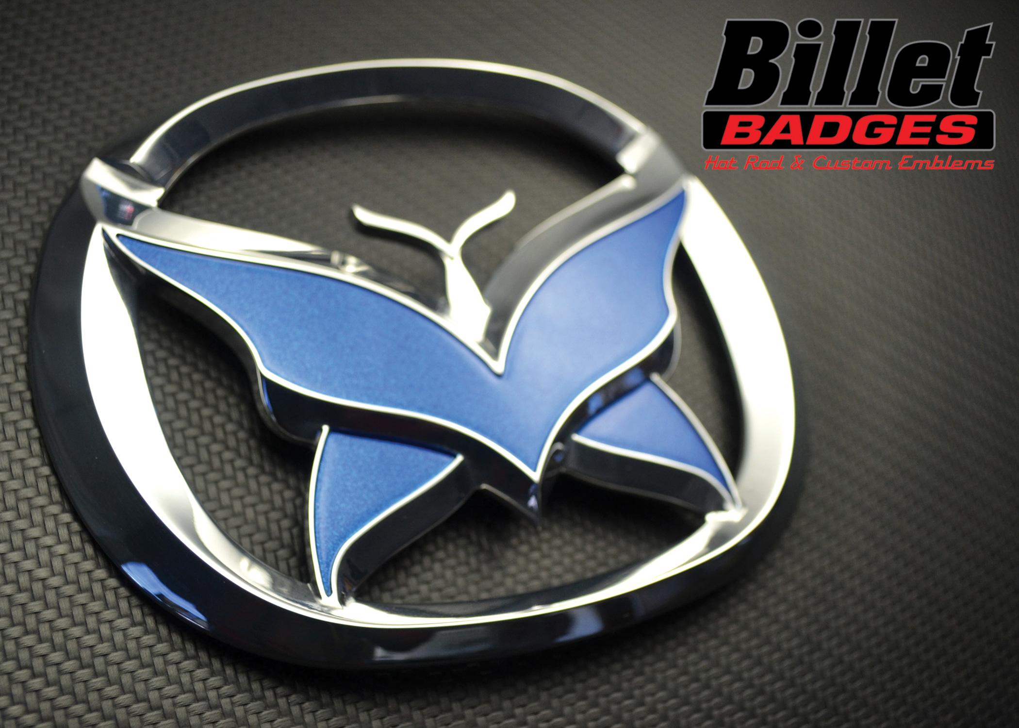 Mazda Butterfly