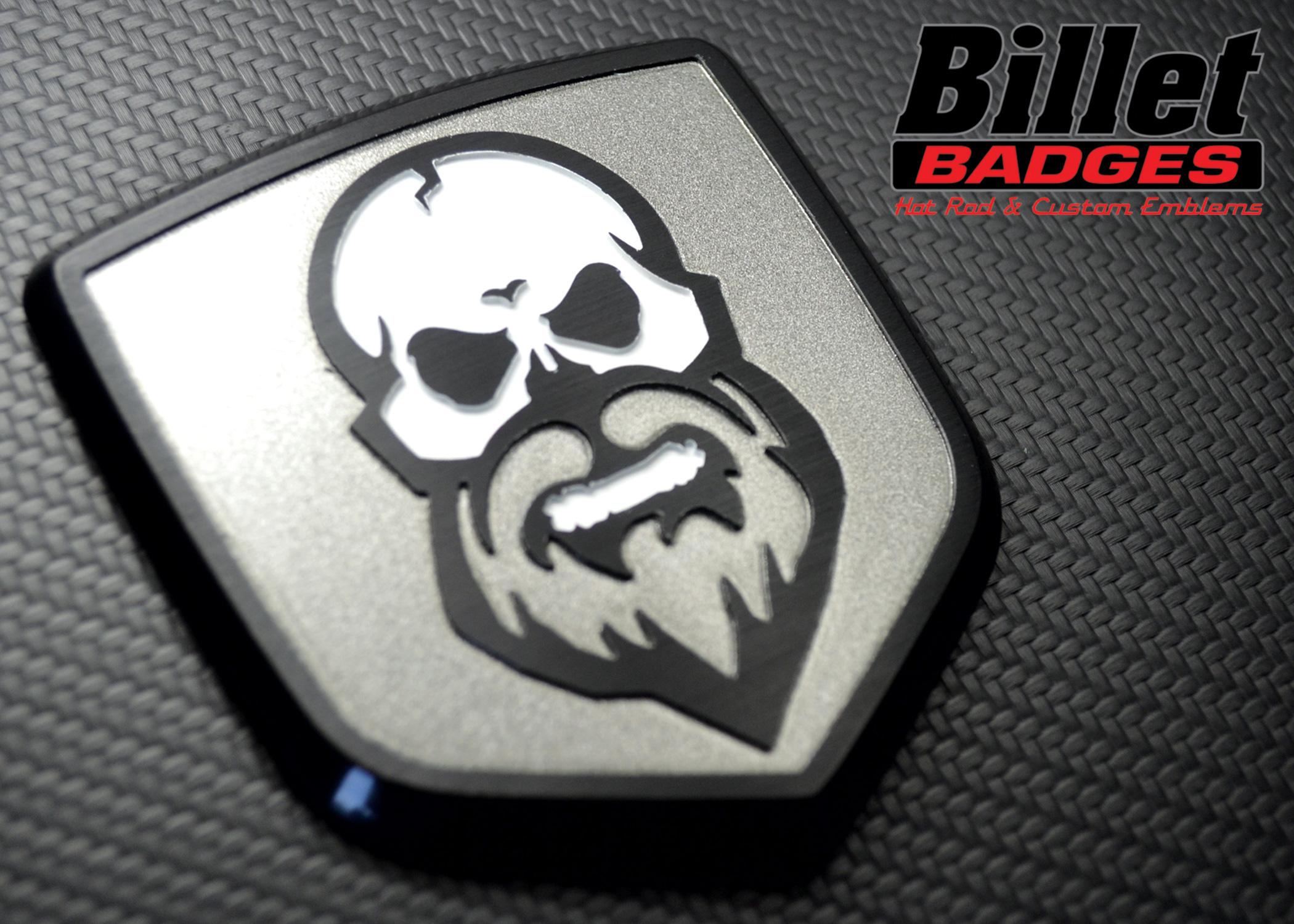Bearded Skull