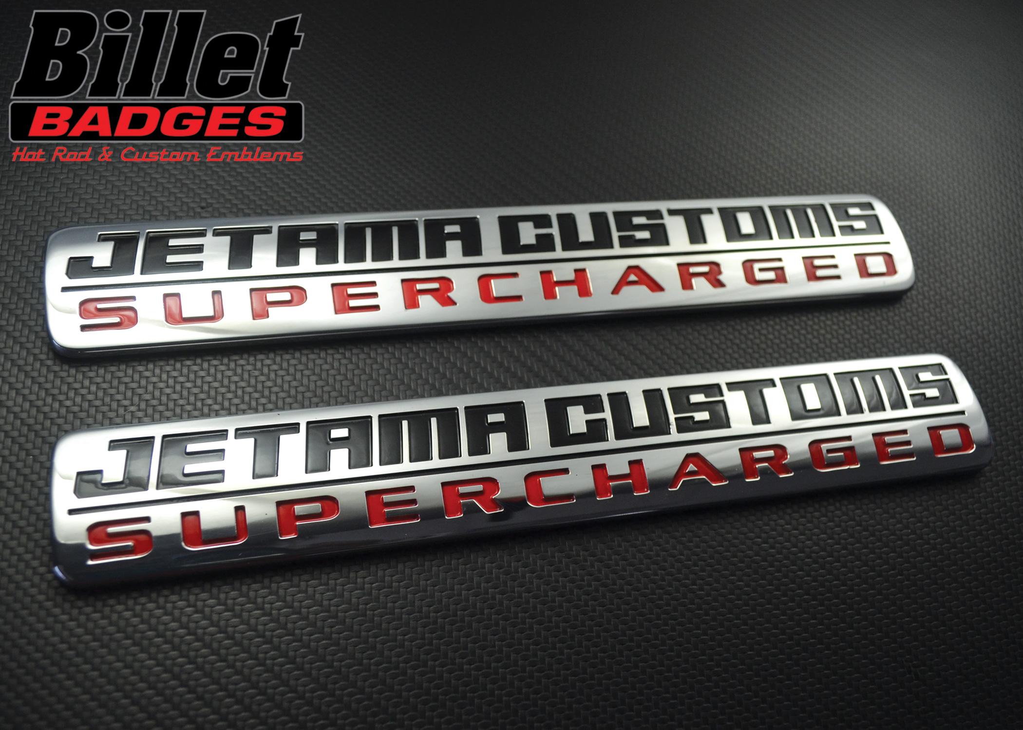 Jetama Customs Supercharged