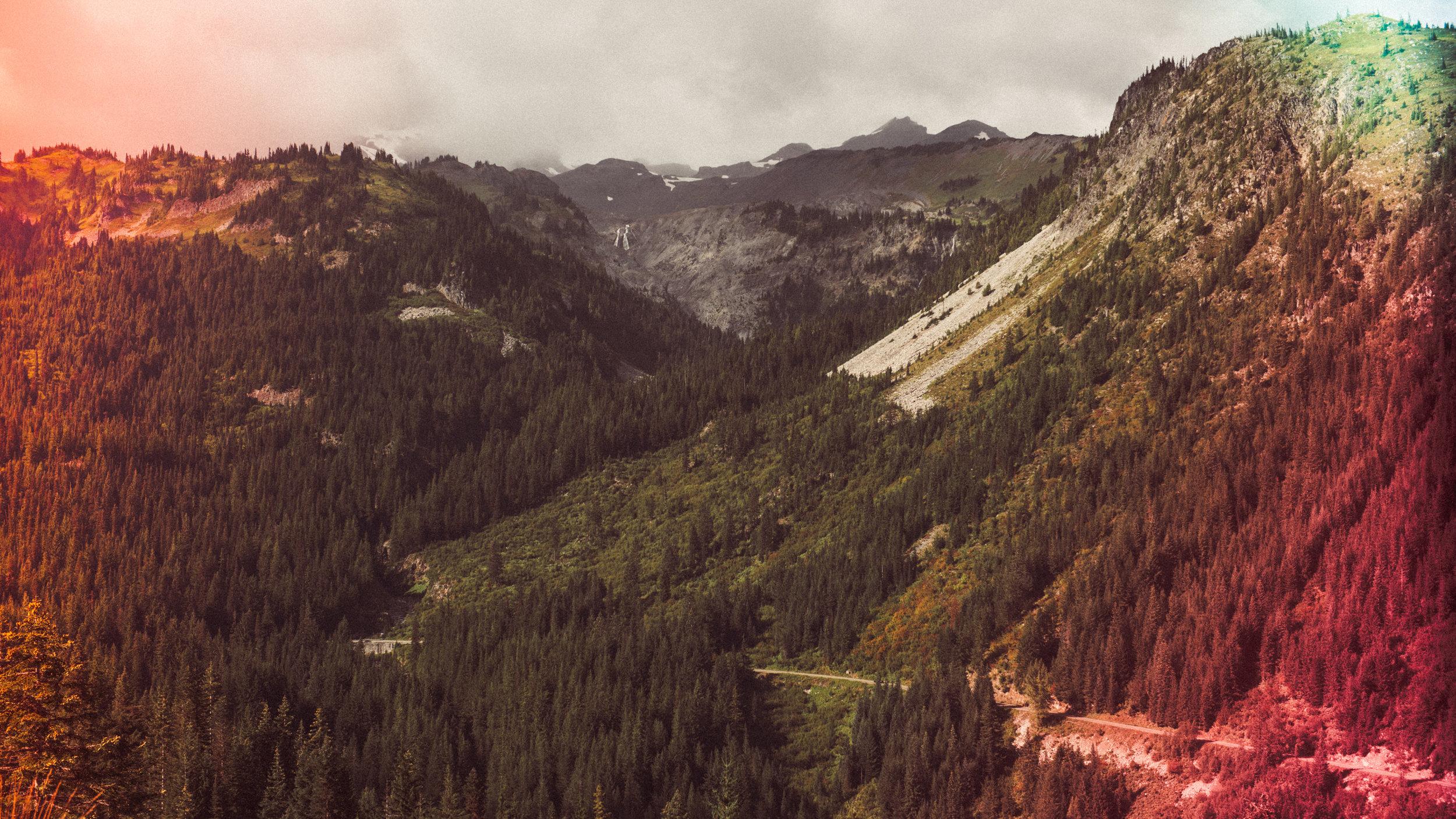Mt. Rainier National Park, September 2016
