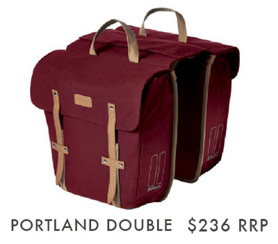 PORTLAND SLIM FIT DOUBLE RED