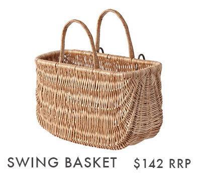 SWING BASKET - OUT OF STOCK