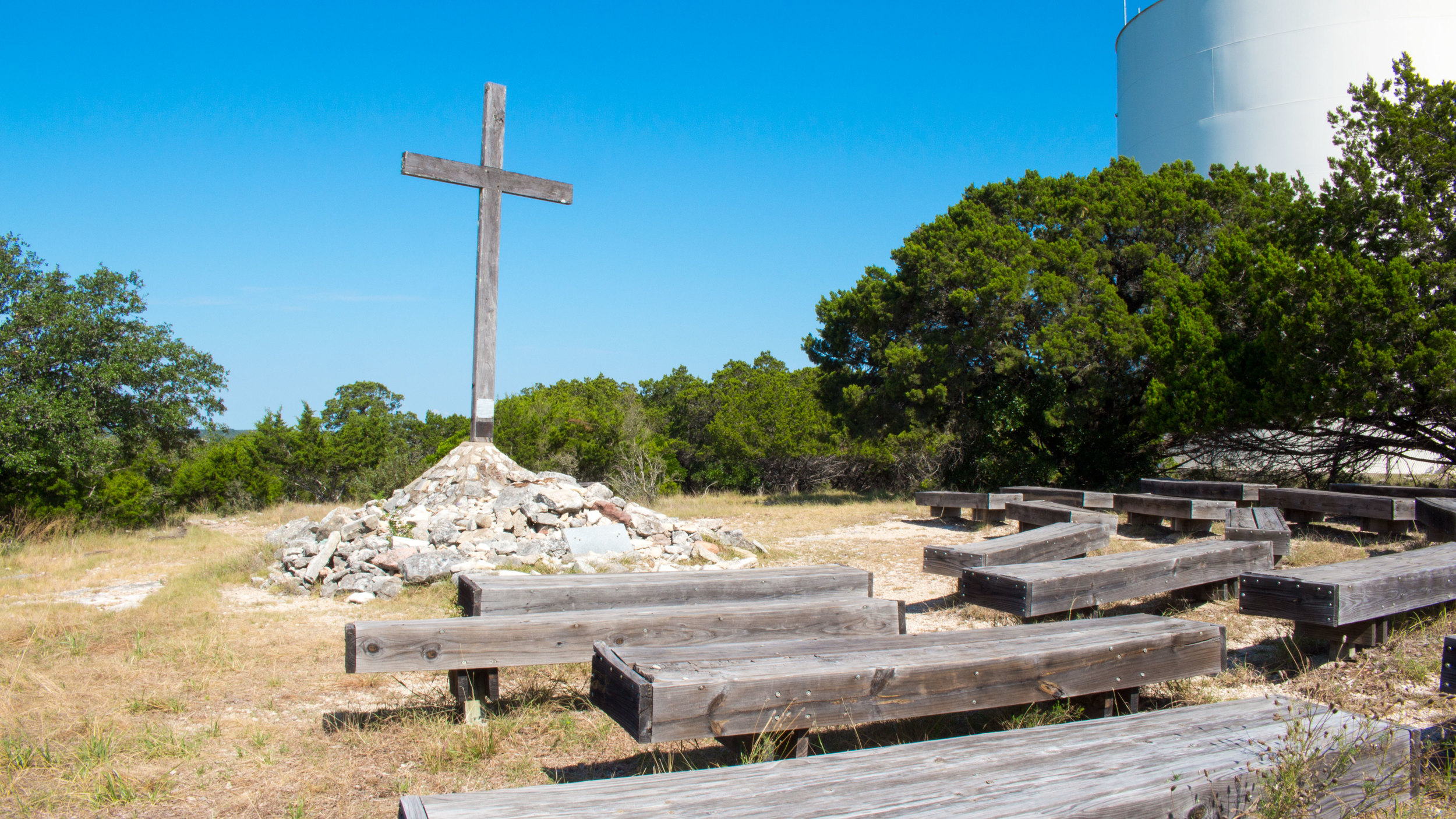 Bolivian Cross at Mount Wesley 20150825 7.jpg