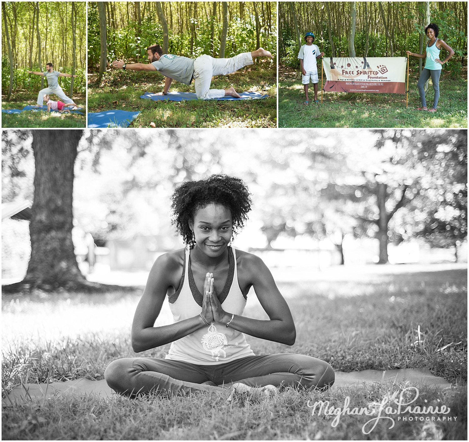 Yoga with Athena:Founder of the Free Spirited Foundation