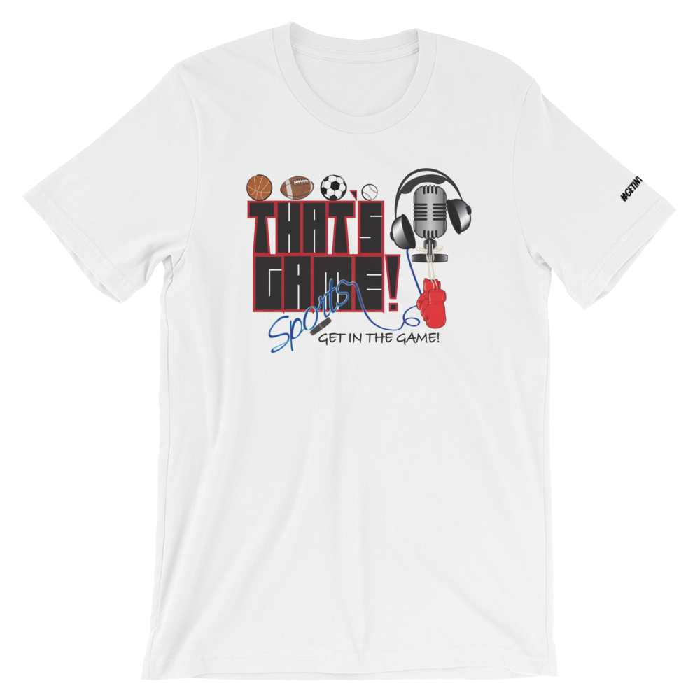 TGS Logo Deluxe in White  (click on the image for larger view)
