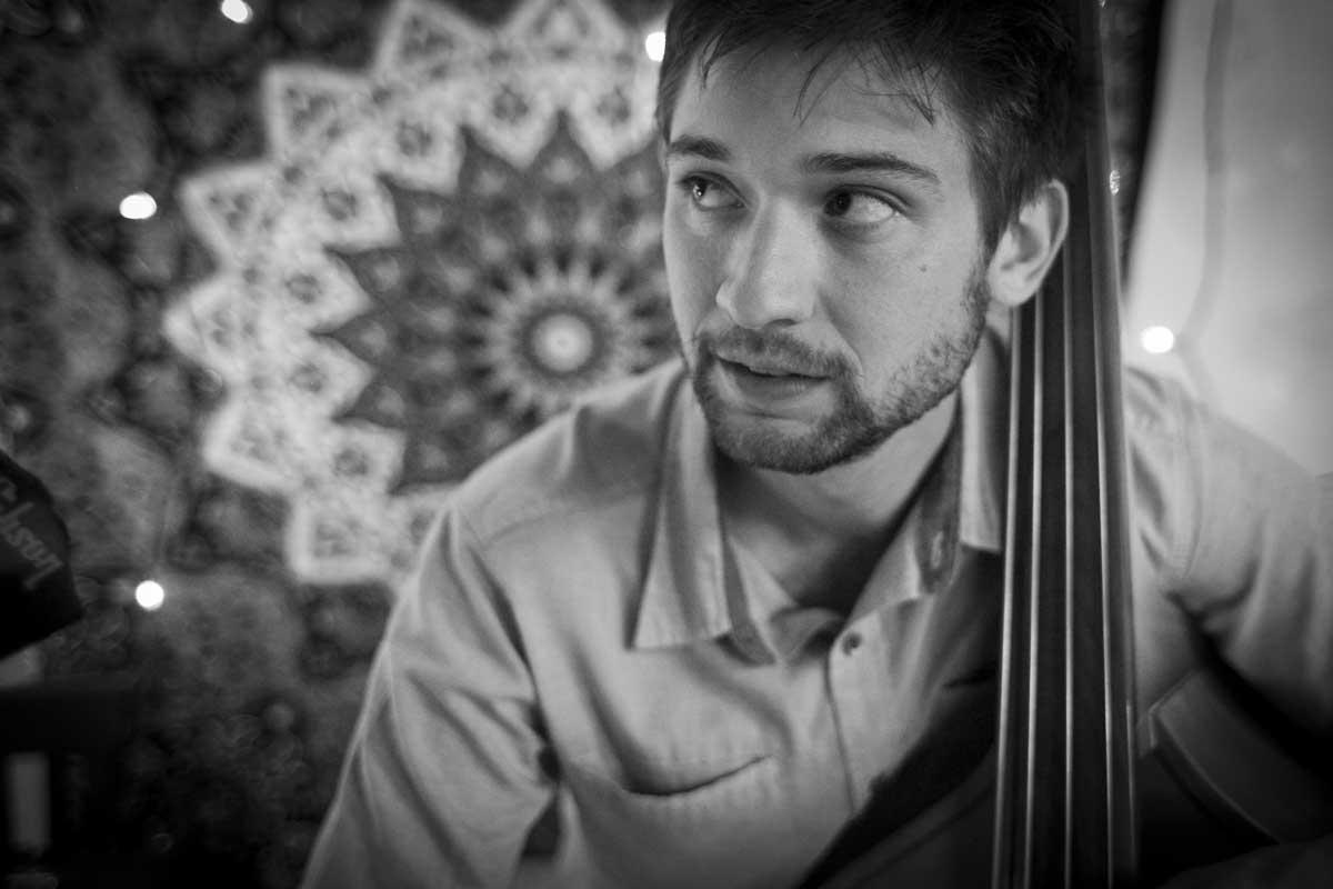 Adam Sammakia - Upright Bass