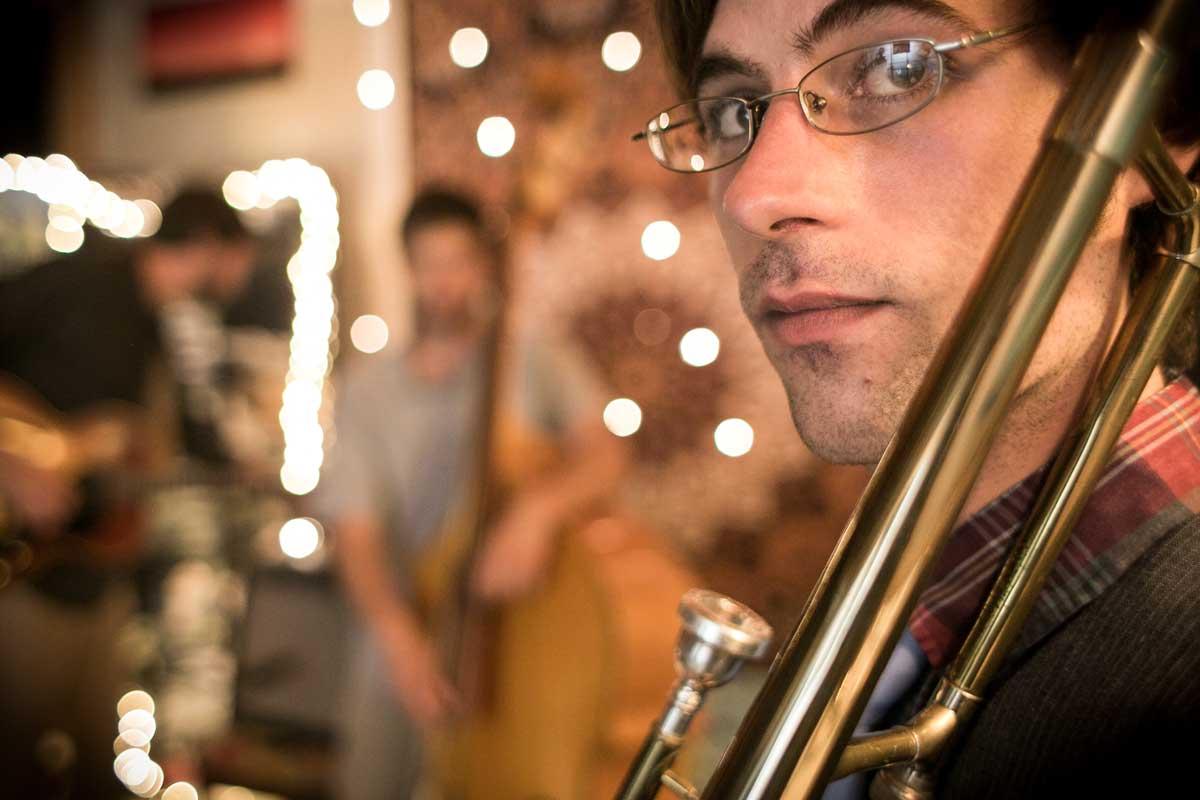 Gary Sloan - Trombone