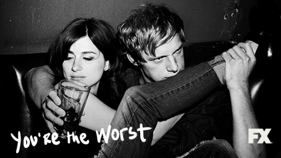 My Song  STONE FOX  featured on  You're the Worst,  on FX networks.
