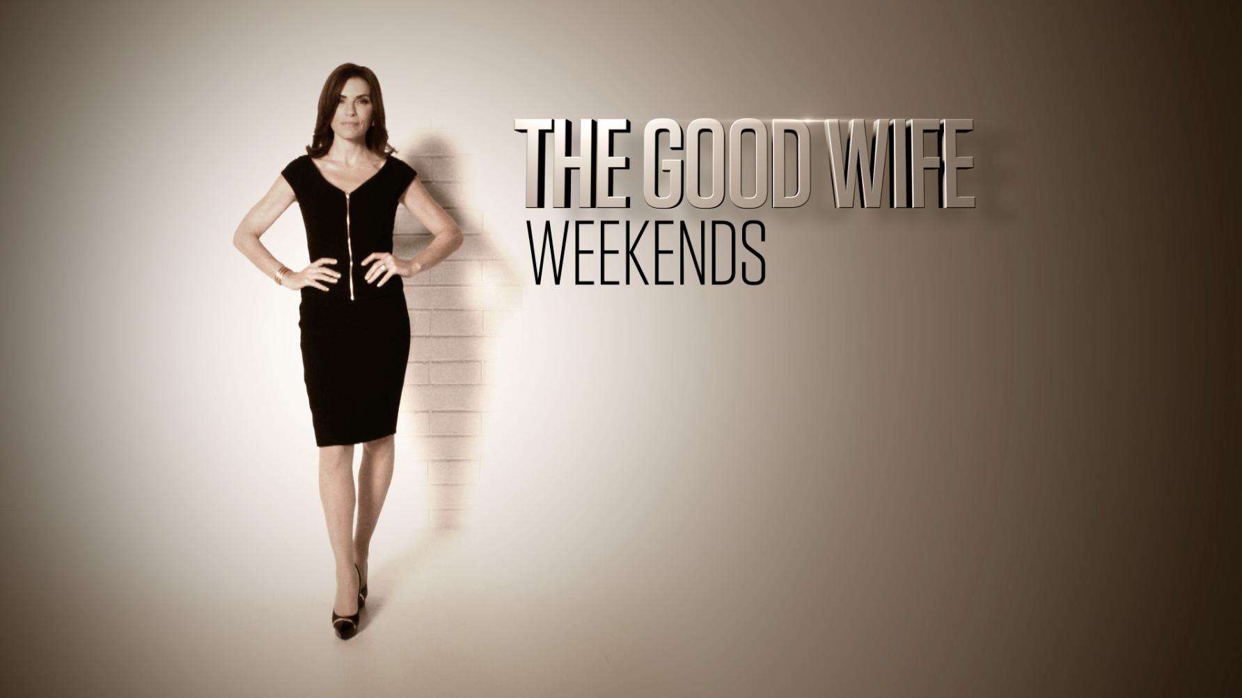 THE GOOD WIFE - CRITICS QUOTES #1 (TV30)