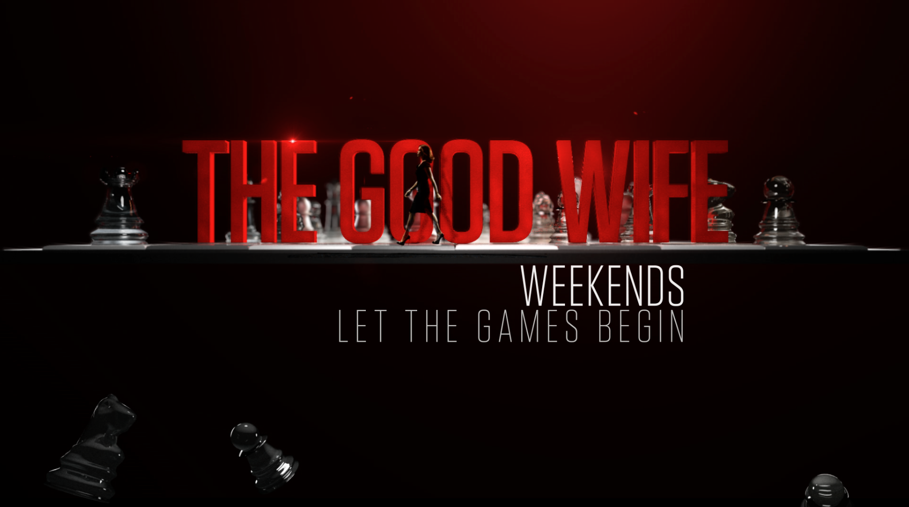 THE GOOD WIFE: GAMES COURT (TV30)
