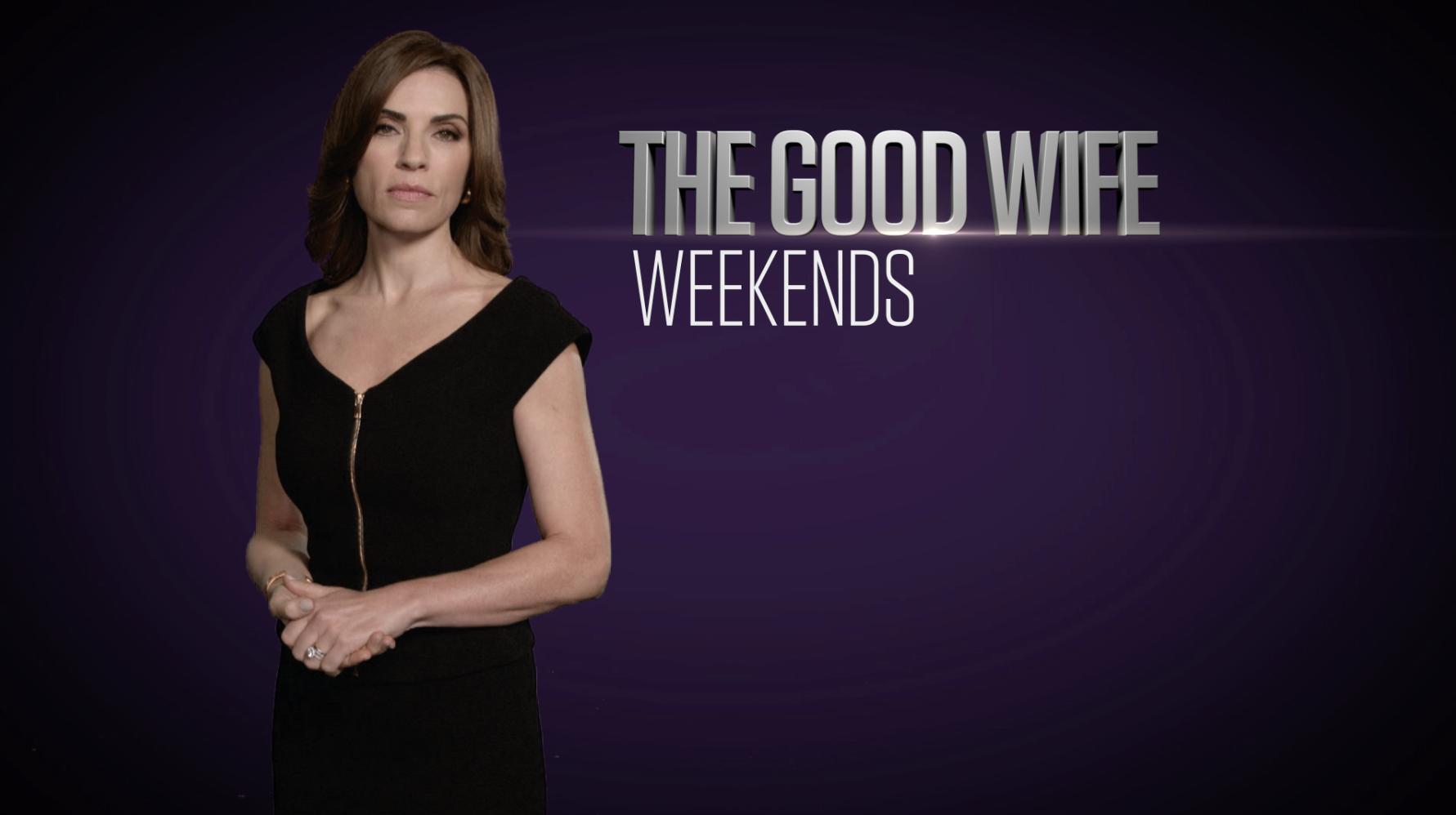 THE GOOD WIFE: REWIND (TV30)