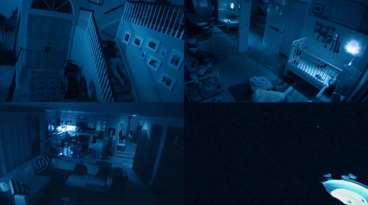 FXX - PARANORMAL ACTIVITY 2 (TV15)
