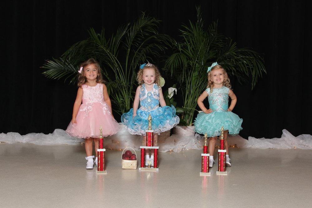 Peach Pageants — Lexington County Peach Festival