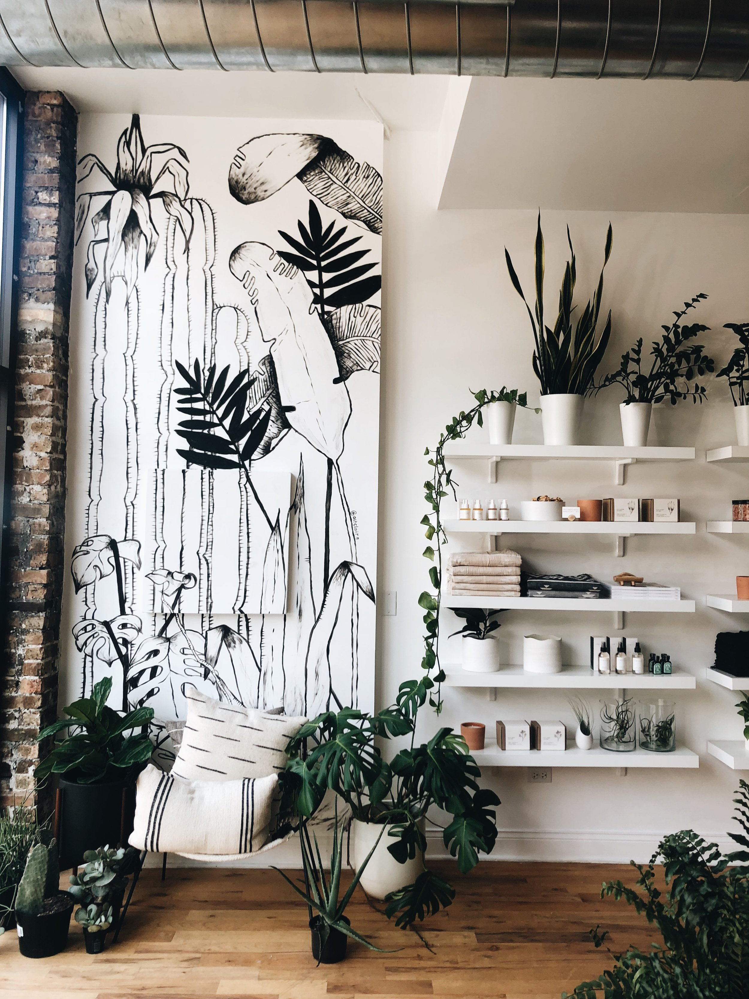 One of my favorite shops, Gather Home & Lifestyle.