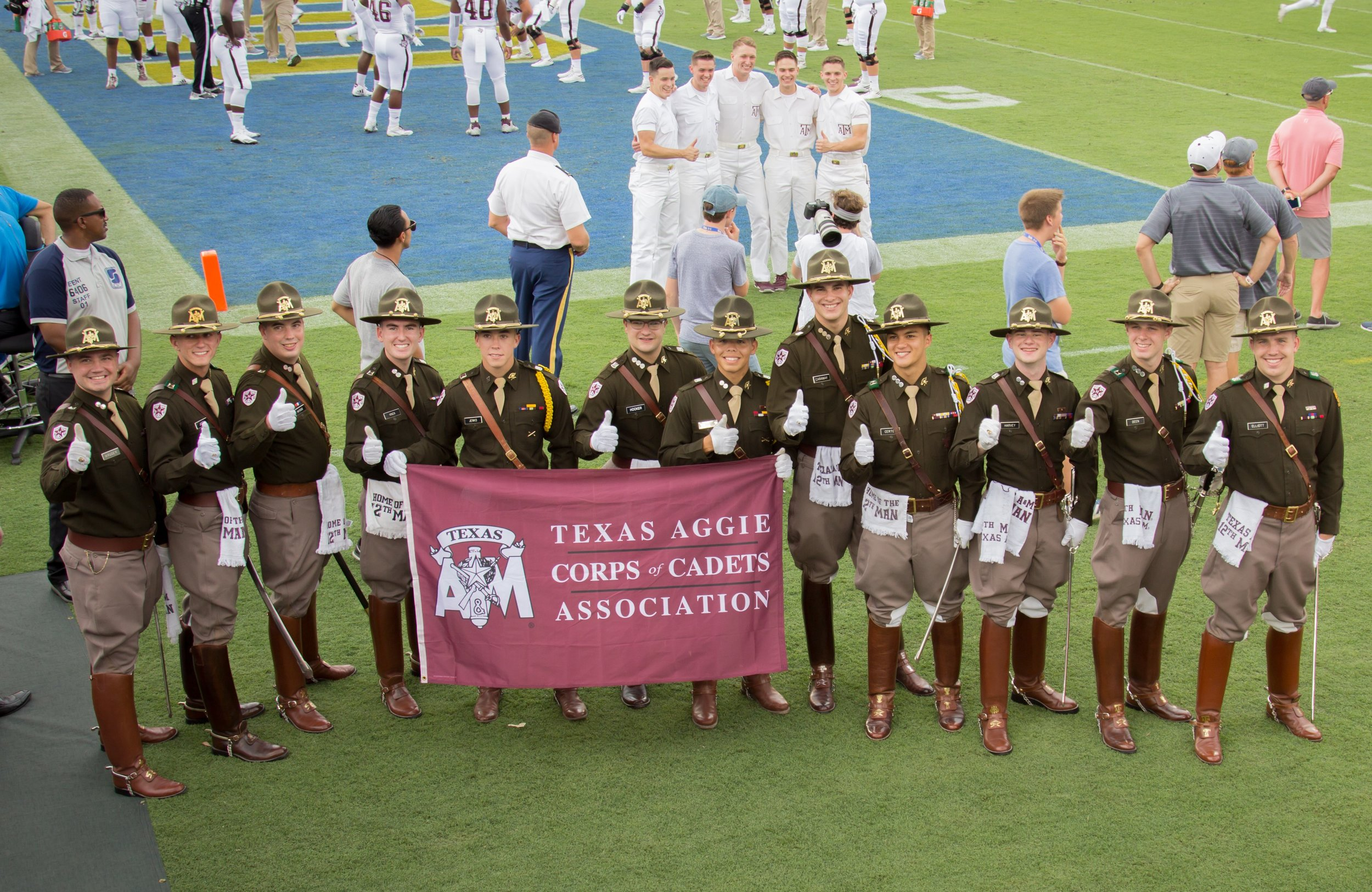 E-1 as ODs at A&M vs. UCLA game.jpg