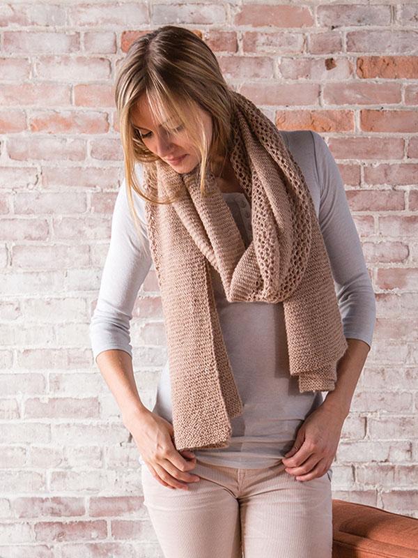 April in Paris scarf