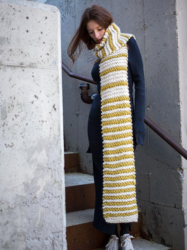 Keiko scarf