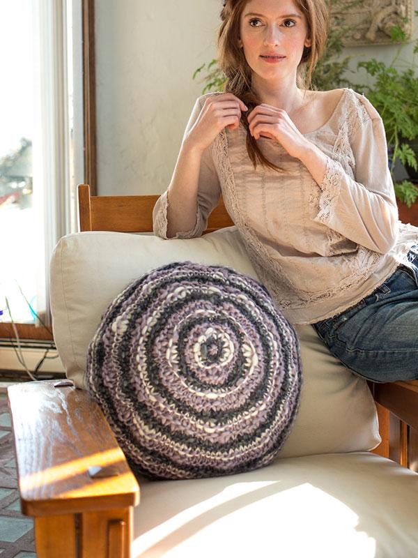 Circinus pillow