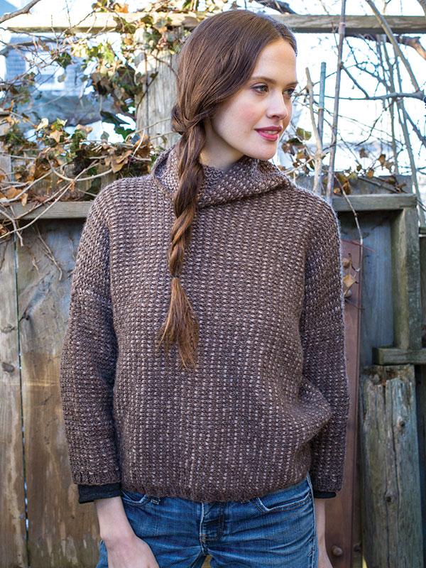 Coburg pullover