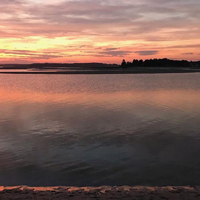 goodnight Maine ✨🌙🌊