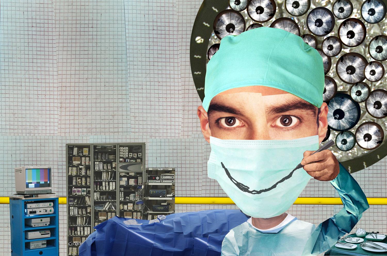 """""""The Happy Surgeon"""""""