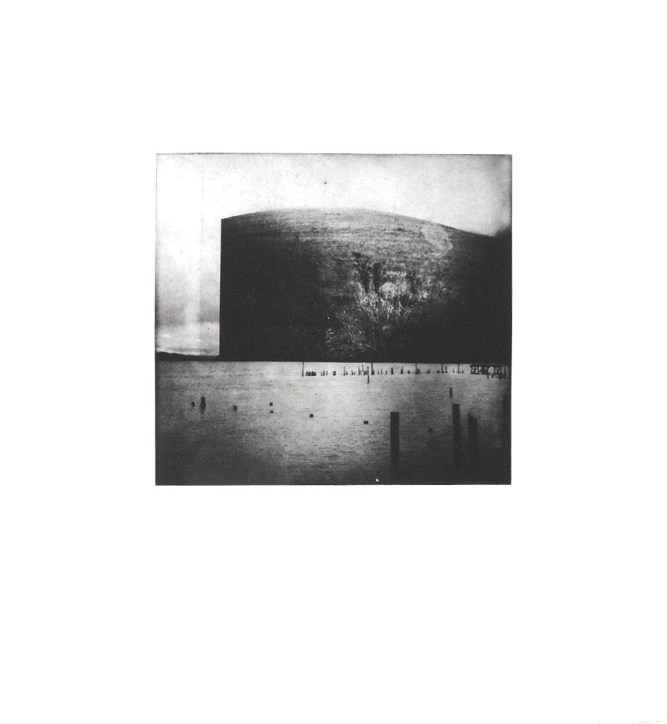 Astoria/Cascade Head I  polymer plate 14 x 13 inches 2012