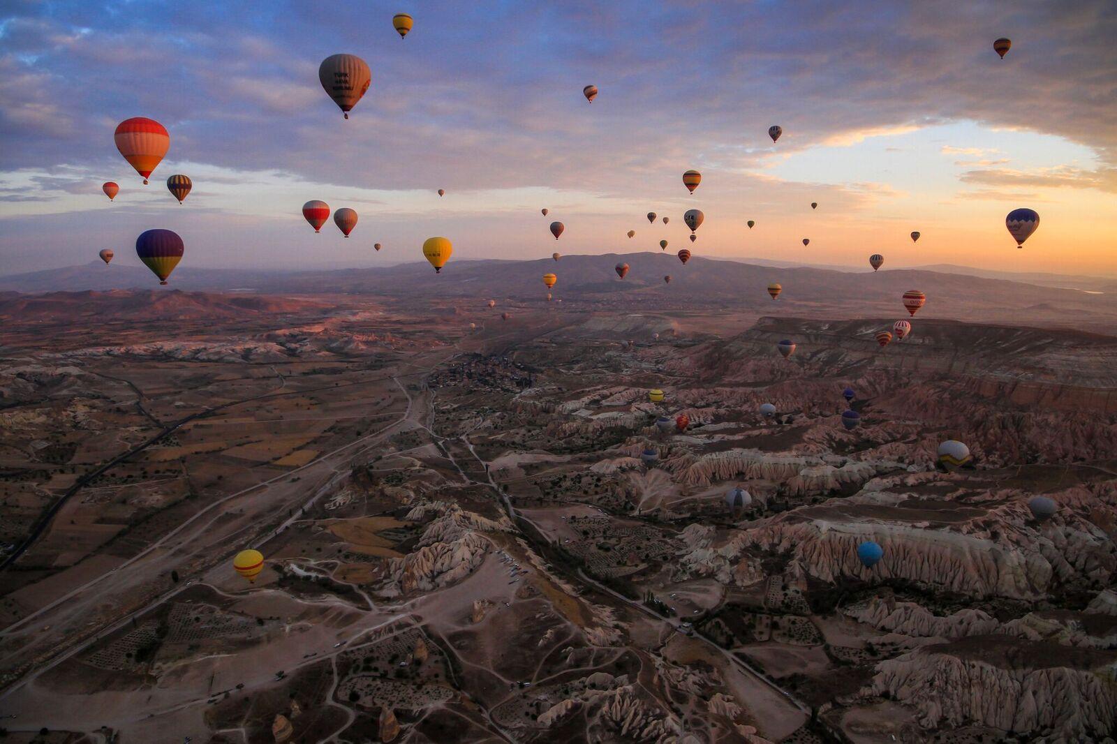 Magical Cappadocia